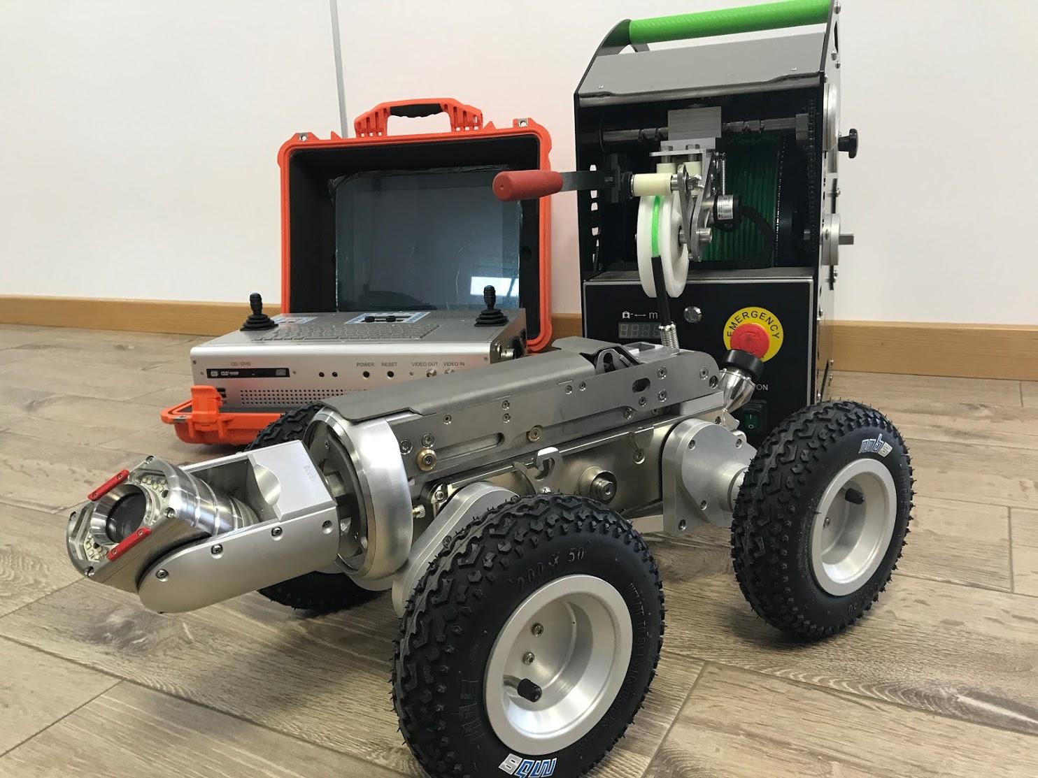 INSPECCIÓN ROBOT portátil